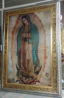 Cuadro De La Virgen De Guadalupe 150x210 Cm Nat Mas Envio