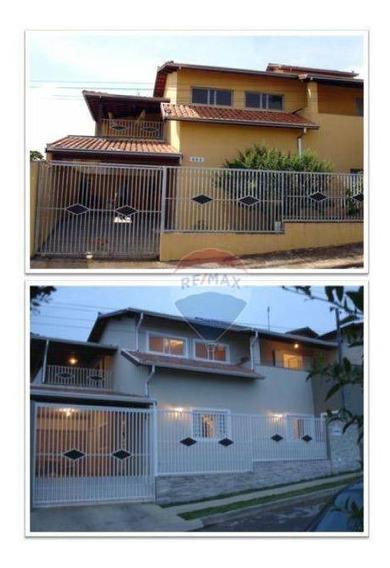 Casa Com 4 Dormitórios 2 Suítes À Venda, 160 M² Por R$ 300.000 - Jardim Panorama - Botucatu/sp - Ca0002