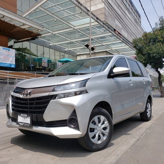 Toyota Avanza 2020 1.5 Le Mt
