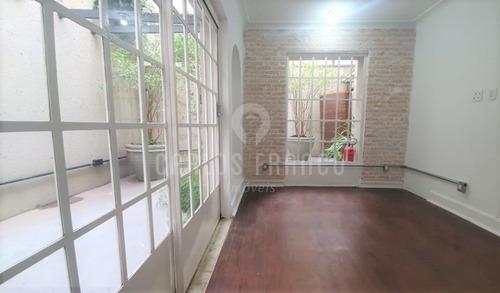 Imagem 1 de 15 de Sobrado Comercial, Em Vila, Com186m², Com 5 Salas, 2 Banheiros, 1 Vaga Em Higienópolis - Cf67120