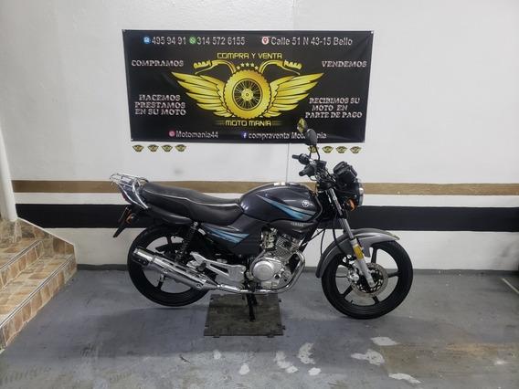 Yamaha Libero 125 Mod 2019 Al Dia Traspaso Incluido