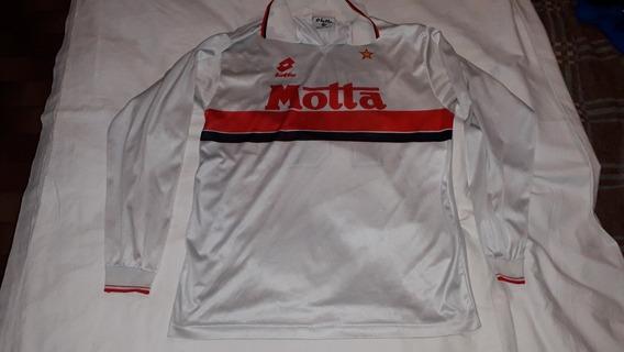 Camiseta Antigua Alternativa Ca Milan Italia Lotto 1994 L