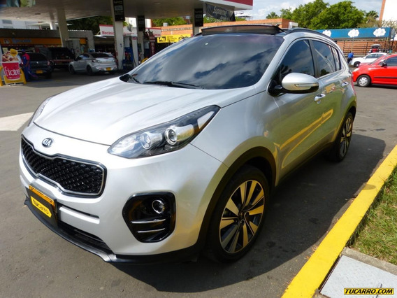 Kia New Sportage At 2000cc