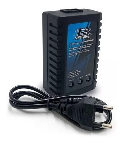 Carregador Bateria L3 Lipo 2s/3s