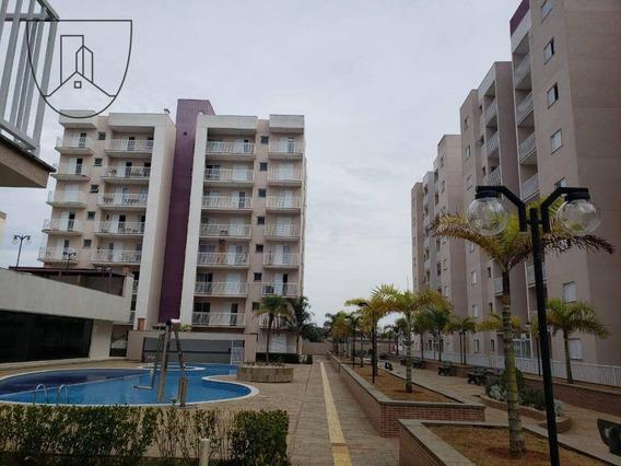 Apartamento Para Alugar, 54 M² Por R$ 1.500,00/mês - Jardim São Lourenço - Bragança Paulista/sp - Ap0285