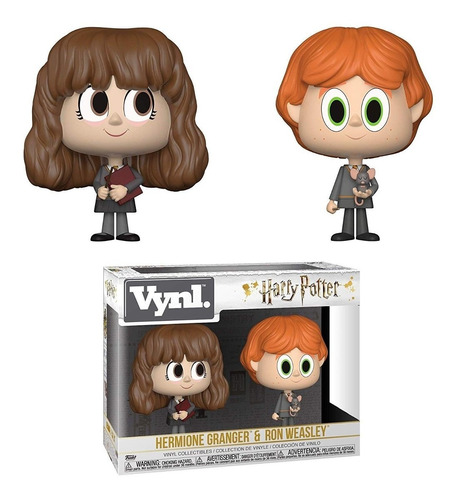 Funko Pop Vynl- Harry Potter - Ron & Hermione