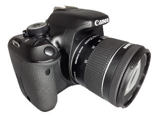 Camera Canon T3i Seminova Canon Kit Lente 18-55mm Garantia