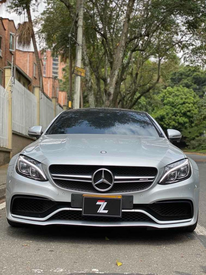 Mercedes-benz Clase C C63
