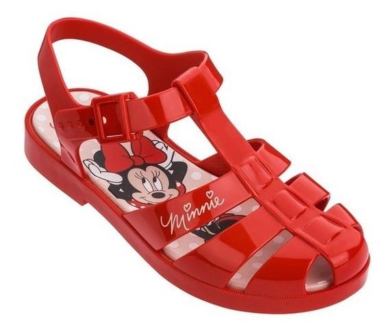 Sandalia Infantil Feminina Grendene Minnie Classic 21972