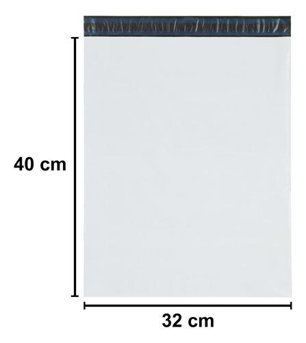 Imagem 1 de 7 de Saco Para Correios Resistente 32x40 100 Unidades