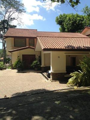 18-3941ml Espectacular Casa En Residencial Camino De Cruces