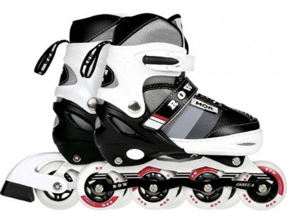 Patins Roller Semi Pro Cinza G 39 Ao 41 40600142 Mor