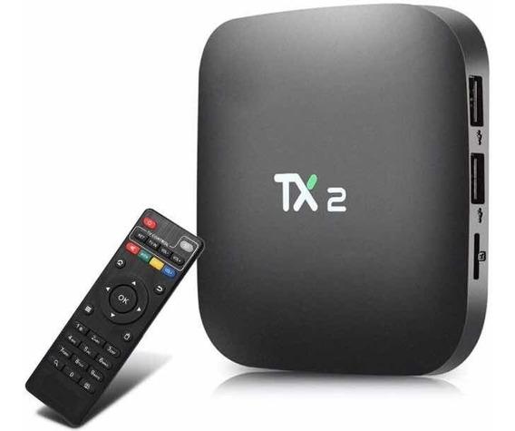 Conversor Smart Tv Tx2 C/ Bluetooth
