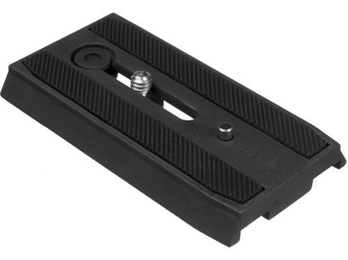 Placa De Engate Rápido Plate Qr6 Para Cabeça Benro S4 S6 S7