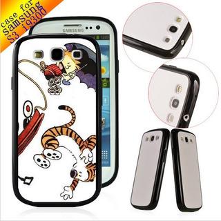 Capa Calvin & Haroldo Samsung Galaxy S3 I9300