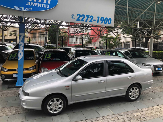 Fiat Marea 2.4 Mpi Hlx 20v Gasolina 4p Automático