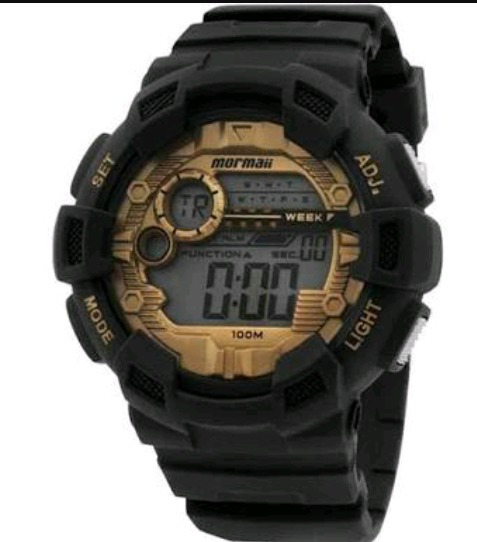 Relógio Mormaii Masculino Mo935/8d