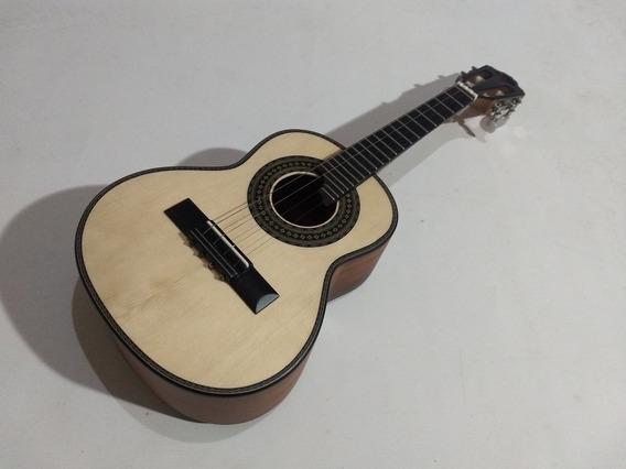 Cavaco Luthier Ariass Cedro Novo Com Garantia