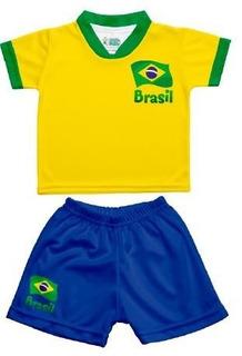 Conjunto Infantil Brasil