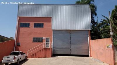 Galpão Para Locação Em Santana De Parnaíba - 1000290
