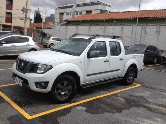 Nissan Frontier Sv Attack Cd 4x4 2.5 Tb Diesel (diesel)