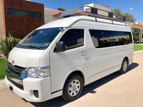 Toyota Hiace 2.7 Bus 15 Pas Mt 2015