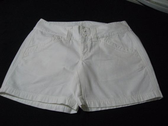 Shorts De Mujer The North Face Talla W32 Color Blanco Impeca
