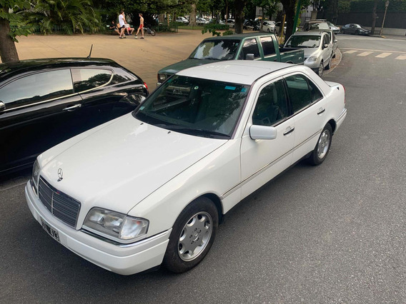 Mercedes-benz Clase C 2.8 C280 Elegance 1994