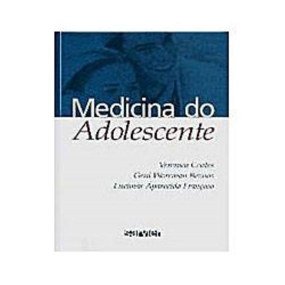 Livro Medicina Do Adolescente