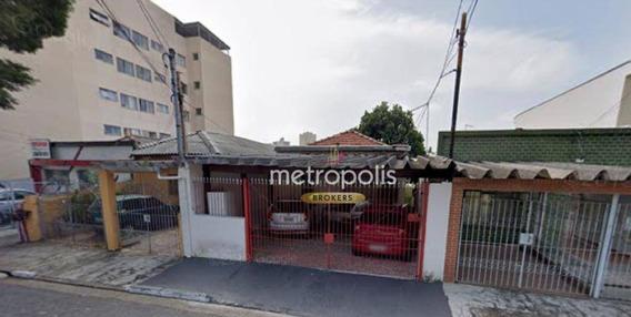 Terreno À Venda, 221 M² Por R$ 700.000,00 - Olímpico - São Caetano Do Sul/sp - Te0214