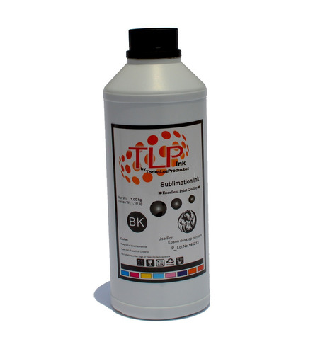 Imagen 1 de 7 de Tinta Para Sublimar Sublimación Cmyklmlc 250ml Tlp Premium