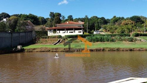 Imagem 1 de 30 de Chácara Com 7 Dormitórios À Venda, 6900 M² Por R$ 2.200.000,00 - Encosta Do Sol - Itatiba/sp - Ch0146