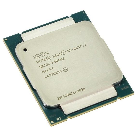 Processador Intel Xeon E5-2637 V3 4c 8t 15 M 3,50 Ghz