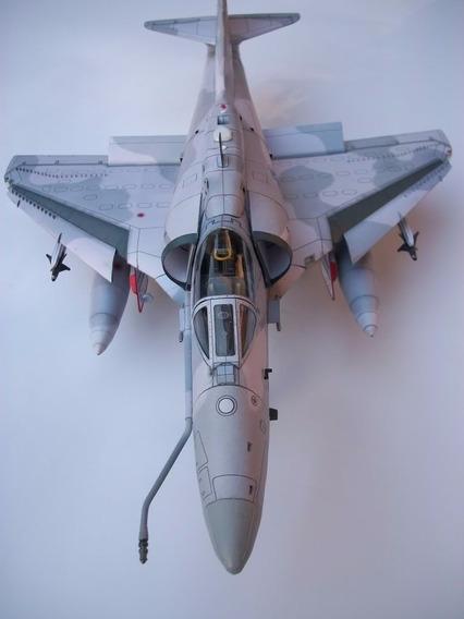 A4 Fightinghawk Escala 1:33 - Papercraft ( Envío X Email )