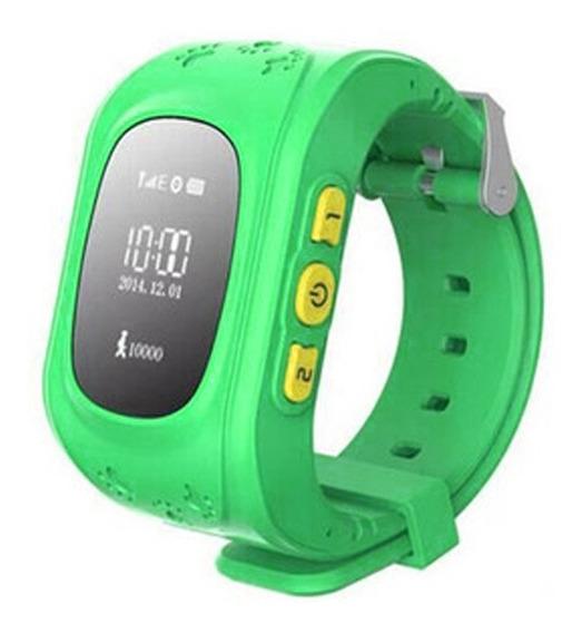 Smartwachc Kidz-swk32 Verde-loc.gps-microf+altavoz Verde