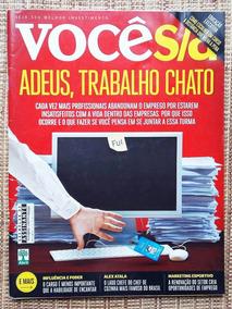 Revista Você Sa Adeus Trabalho Chato Kit Com 2 Revistas