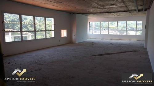 Sala Para Alugar, 75 M² Por R$ 1.750/mês - Vila Dora - Santo André/sp - Sa0162