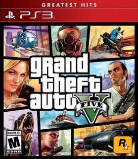 °° Grand Theft Auto V Gta 5 Para Ps3 °° En Gamewow