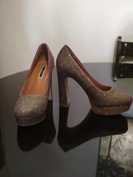 Zapatos Via Uno Talle 38
