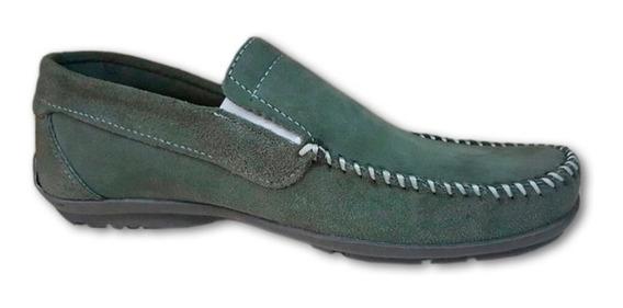 Zapatos Mocasines Gamuza, Hombre, Vs. Colores! Oferta! Envío
