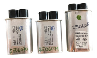 Capacitor Para Microondas 1.0 Mf 0.9 Mf 0.75 Mf