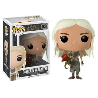 Funko Pop Daenerys Targaryen 03 Game Of Thrones Baloo Toys