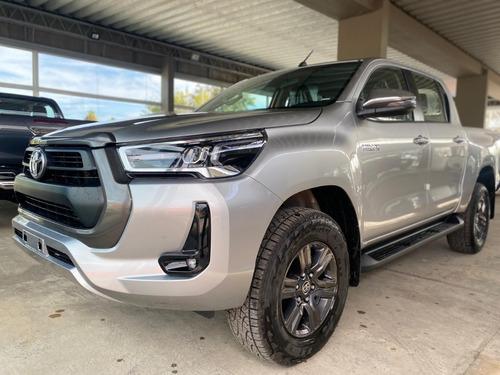 Toyota Hilux Srv 4x2 Nafta 2021