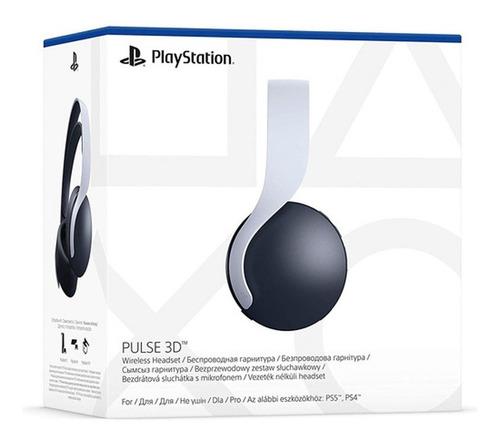 Imagen 1 de 4 de Auricular Headset Pulse 3d Play 5 Play 4 Inalambrico Sony