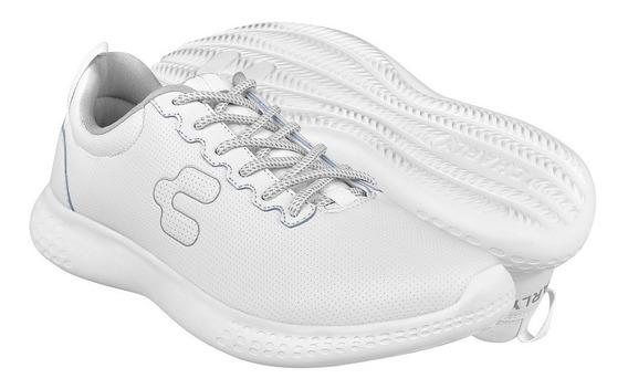 Tenis Casuales Para Caballero Charly 1029505 Blanco