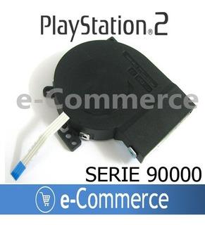 Ventilador Nuevo Playstation 2 Slim Ps2 Play 2 Cooler Repues