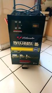 Schumacher Se-2352 2/35/200 Amp - Cargador De Batería Manual