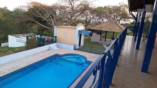 Casa Com 4 Dormitórios À Venda, 220000 M² - Parque Da Fazenda Ii - Jundiaí/sp - Ca1097