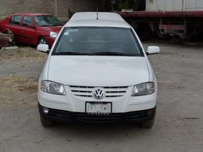 Volkswagen Pointer 2009 Pick-up Con Camper, Llantas Nuevas!