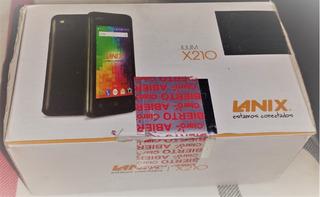 Lanix X210 Radio Fm, Cam 5mpx, Rom 8gb Android 5.1